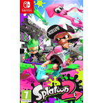 SPLATOON 2 SWITCH UK