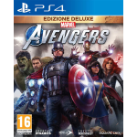 MARVEL'S AVENGERS DELUXE EDITION PS4 UK