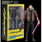 ACTION FIGURE CYBERPUNK 2077 MASCHIO V