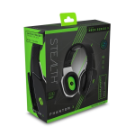 CUFFIE GAMING WIRED STEALTH PHANTOM X BLACK XBOX SERIES X