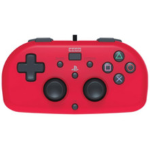 HORIPAD MINI CONTROLLER WIRED RED HORI PS4