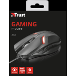 TRUST ZIVA GAMING MOUSE 21512 PC LAPTOP