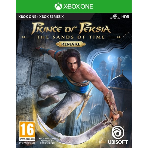 PRINCE OF PERSIA LE SABBIE DEL TEMPO REMAKE (THE SANDS OF TIME) XBOX ONE / SERIES X UK