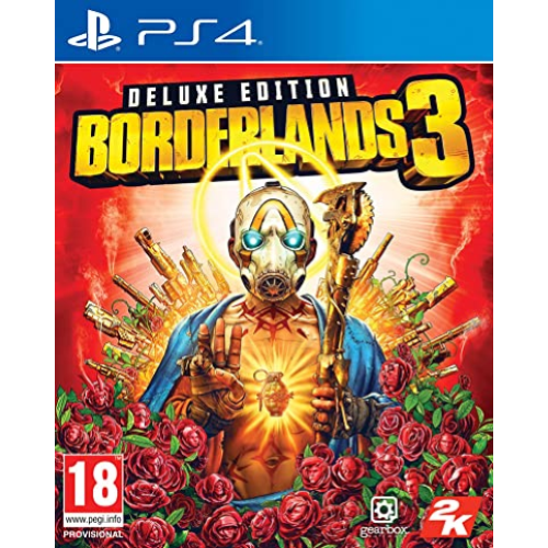 BORDERLANDS 3 DELUXE EDITION PS4 IT