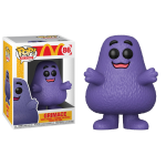 FUNKO POP AD ICONS MCDONALD'S 86 - GRIMACE