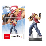 AMIIBO SUPER SMASH BROS SWITCH - TERRY SWITCH