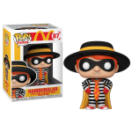 FUNKO POP AD ICONS MCDONALD'S 87 - HAMBURGLAR