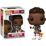 FUNKO POP APEX LEGENDS 546 - BANGALORE