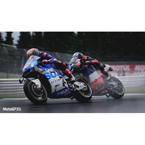 MOTOGP 21 XBOX ONE/SERIES X UK