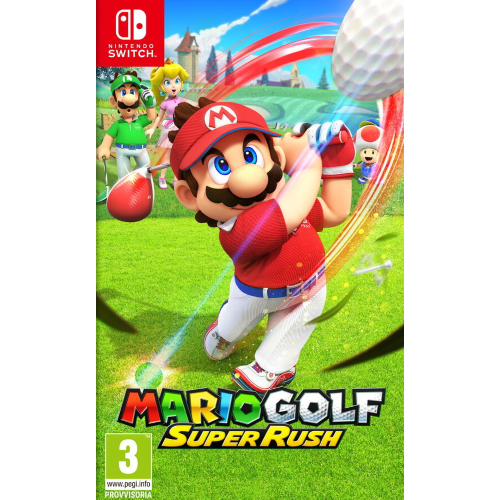 MARIO GOLF SUPER RUSH SWITCH UK