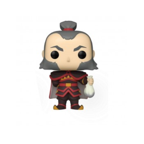 FUNKO POP AVATAR THE LAST AIRBENDER 998 - ADMIRAL ZHAO