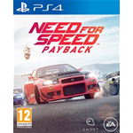 NEED FOR SPEED PAYBACK PS4 SV/FI/DA/NO