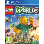 LEGO WORLDS PS4 IT